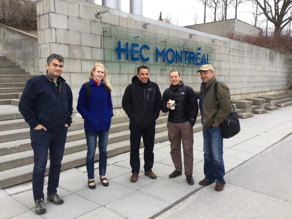 Going to HEC Montréal