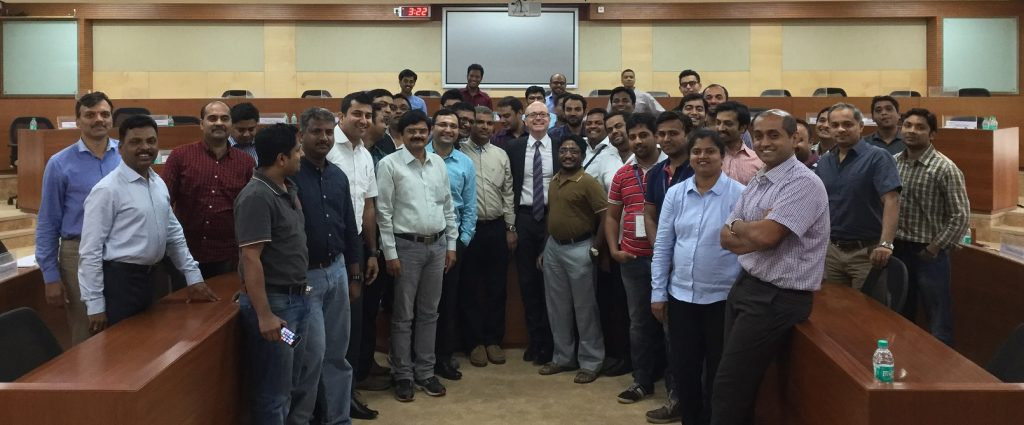 Marketing lecture at IIMB with Batch 2 GMAE-Aerospace MBA